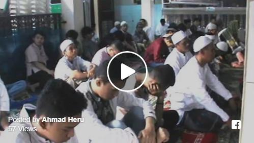 Cuplikan Kegiatan di Masjid Baiturrahim – Ciputat Timur