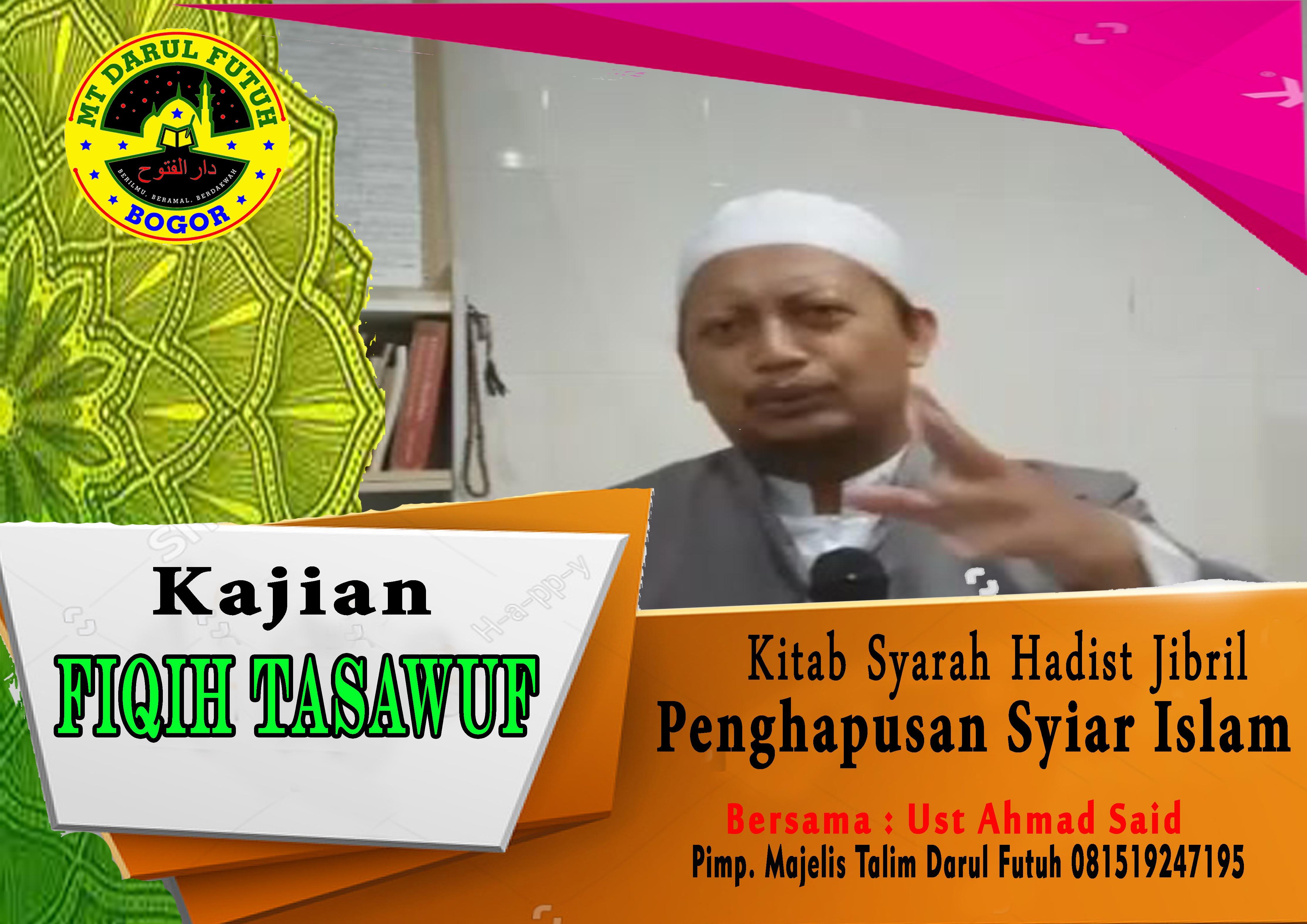PENGHAPUSAN SYIAR ISLAM Secara Systematis