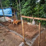 Pembangunan Tahap 5 Ponpes & Majelis Darul Futuh Dukuh Riung